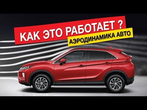 Что такое аэродинамика автомобиля?