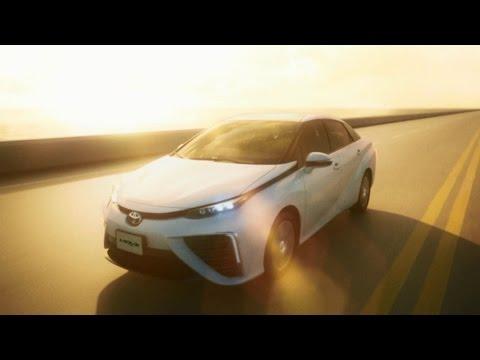 Toyota Mirai: автомобиль будущего