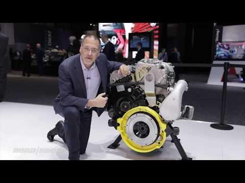 Двухтактный двигатель в автомобиле