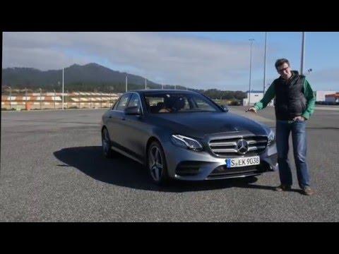 Essai de Mercedes-Benz Classe E 2016 (W213) // AutoVesti Online