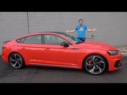 Вот почему Audi RS5 Sportback - это моя любимая новая Audi