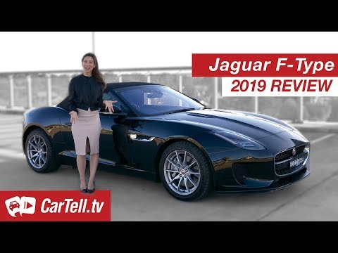 Jaguar F-Type Convertible 2019