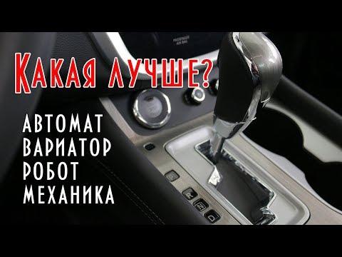 РКПП – роботизированная коробка переключения передач