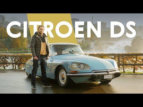 История автомобильной марки Citroen