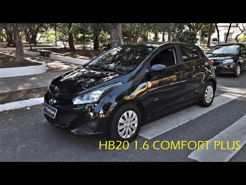 Hyundai HB20 2015