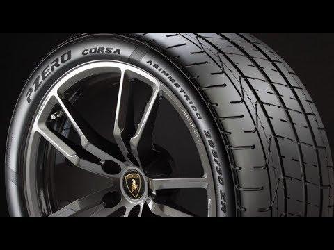 Низкопрофильные шины для автомобиля