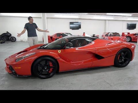 История автомобильной марки Ferrari