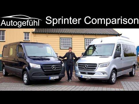 Mercedes-Benz Sprinter Tourer (W907) 2018
