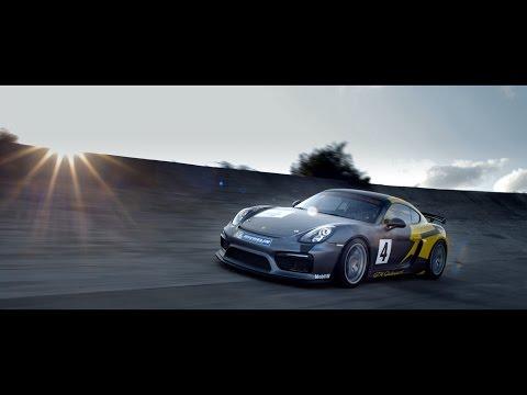 Porsche Cayman GT4: As za vse razmere