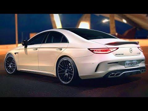 Mercedes CLS C2018 257