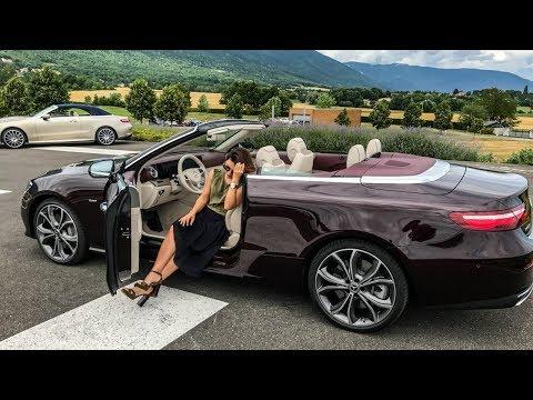Mercedes-Benz E-Class Cabriolet (A238) 2017