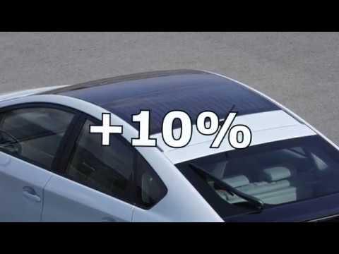 Авто на солнечных батареях. Виды и перспективы