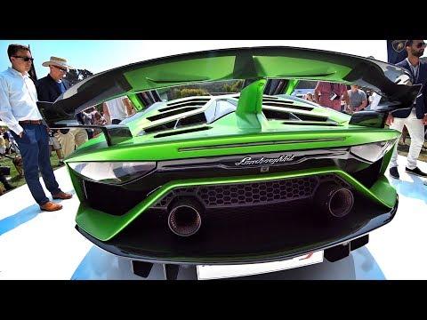 Lamborghini Aventador LP770-4 SVJ 2018