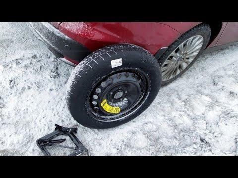 Что такое докатка – зачем нужно запасное колесо для машины