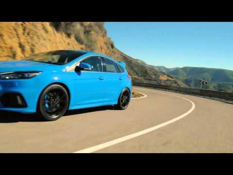 Ford Focus RS: Дрифт? Без проблем!