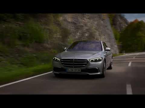 Новый Mercedes S-Class: Гости из будущего (ТЕСТ-ДРАЙВ)