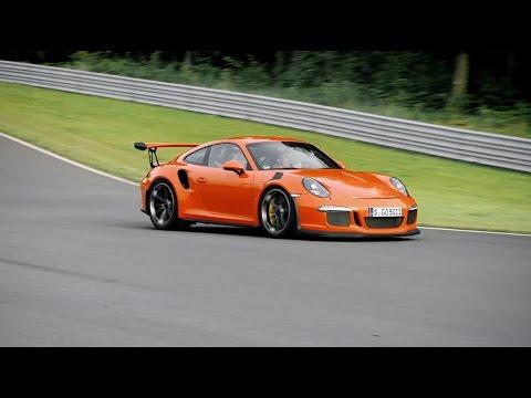 Porsche 911 GT3 RS: больше R (enn), чем S (спорт)!