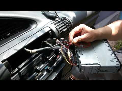 Как установить автомобильную антенну