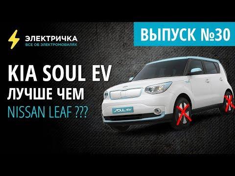 KIA Soul EV 2014