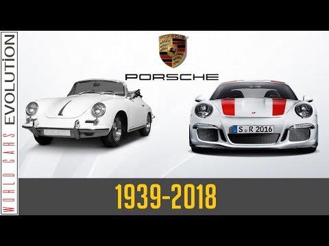 История автомобильной марки Porsche