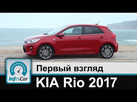 KIA Rio Hatchback 2017