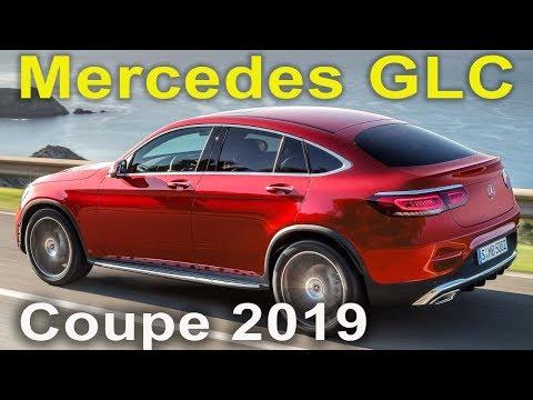 Mercedes-Benz GLC-Class Coupe (C253) 2019