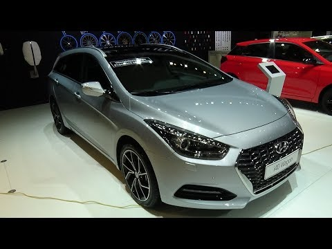 Hyundai i40 Wagon 2019