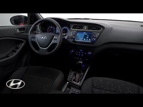 Hyundai i20 5-и дверный 2018